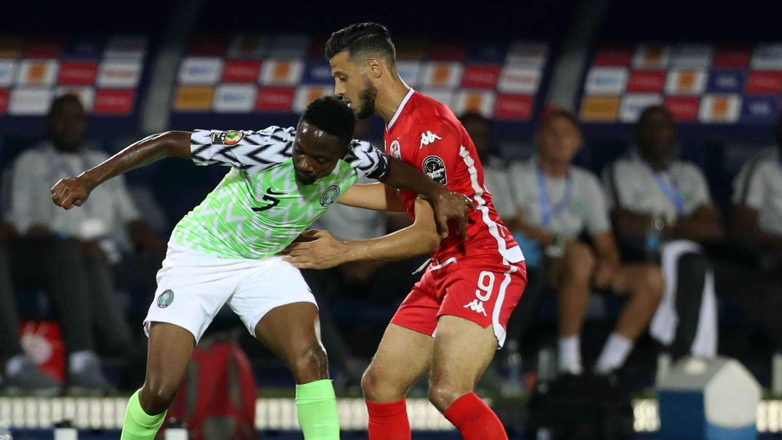 Repeat Football - Nigeria Vs Tunisia