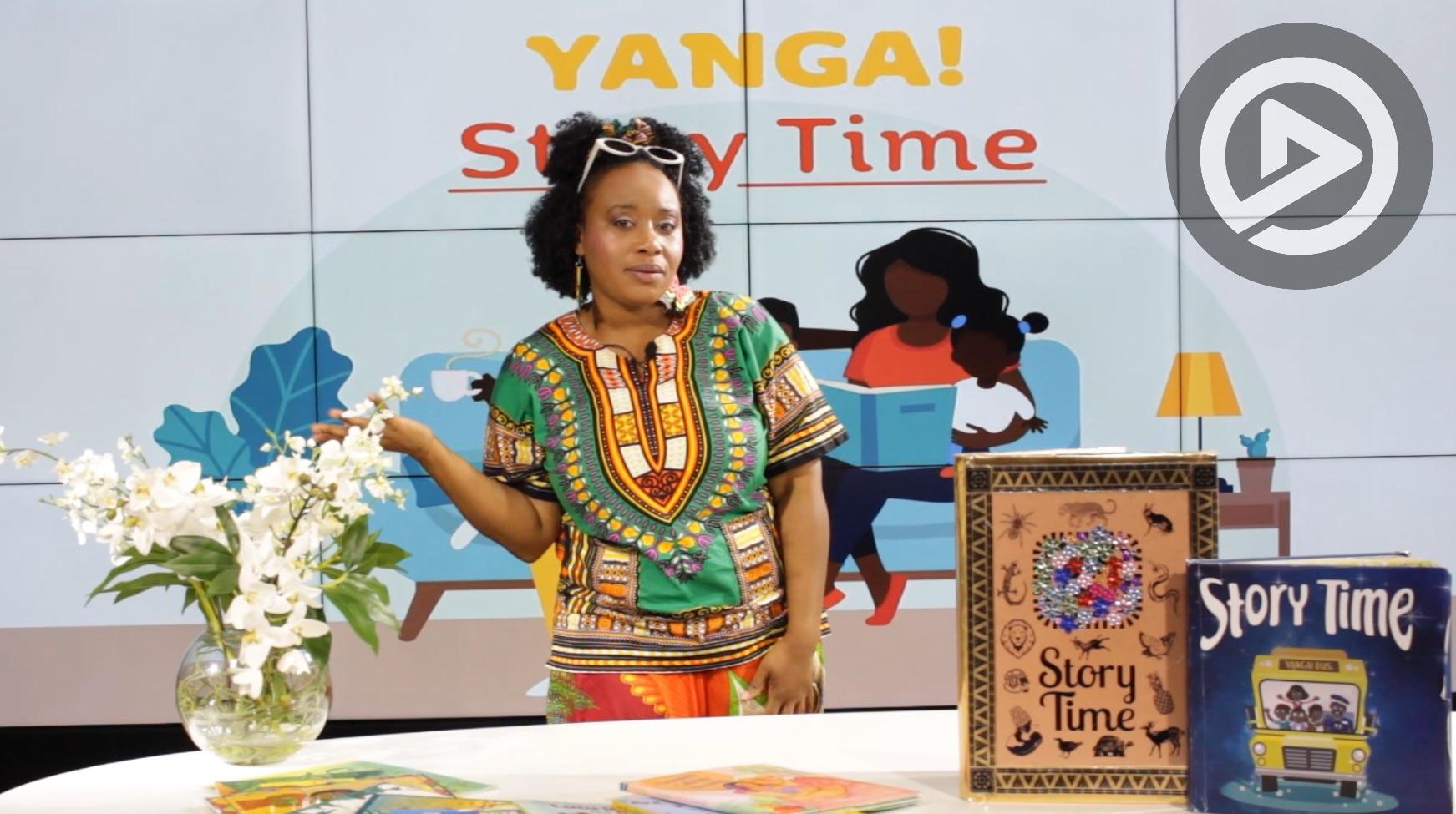 YANGA! Storytime