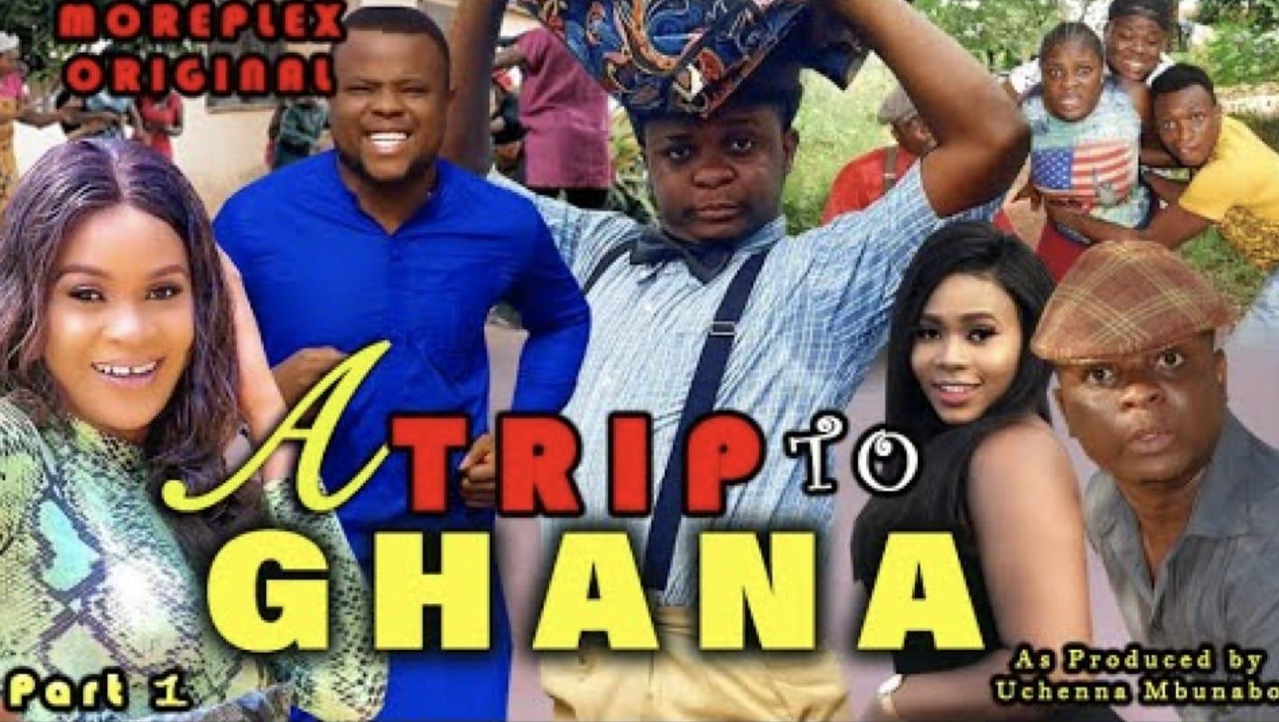 A Trip To Ghana