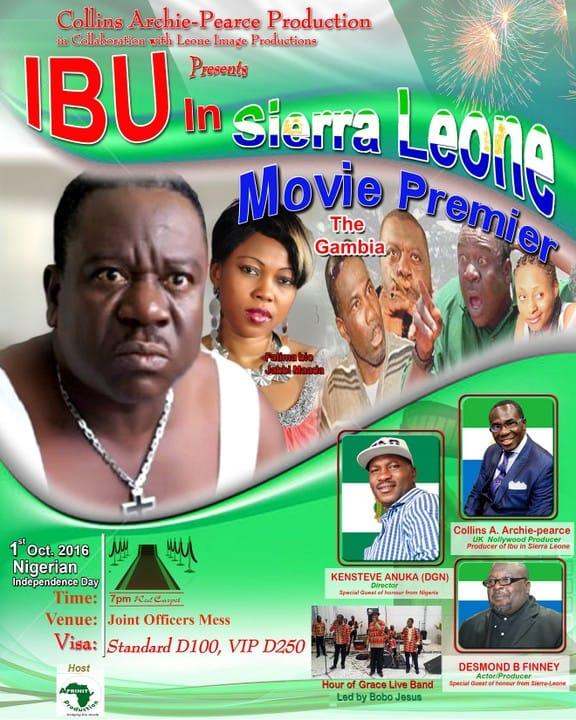 Ibu In Sierra Leone