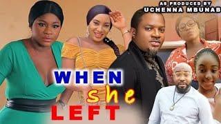 When She Left