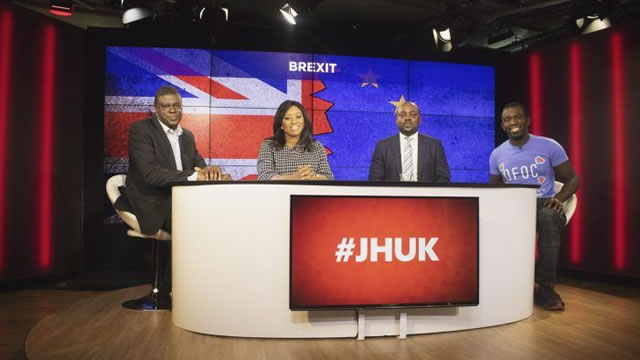 Journalist Hangout UK