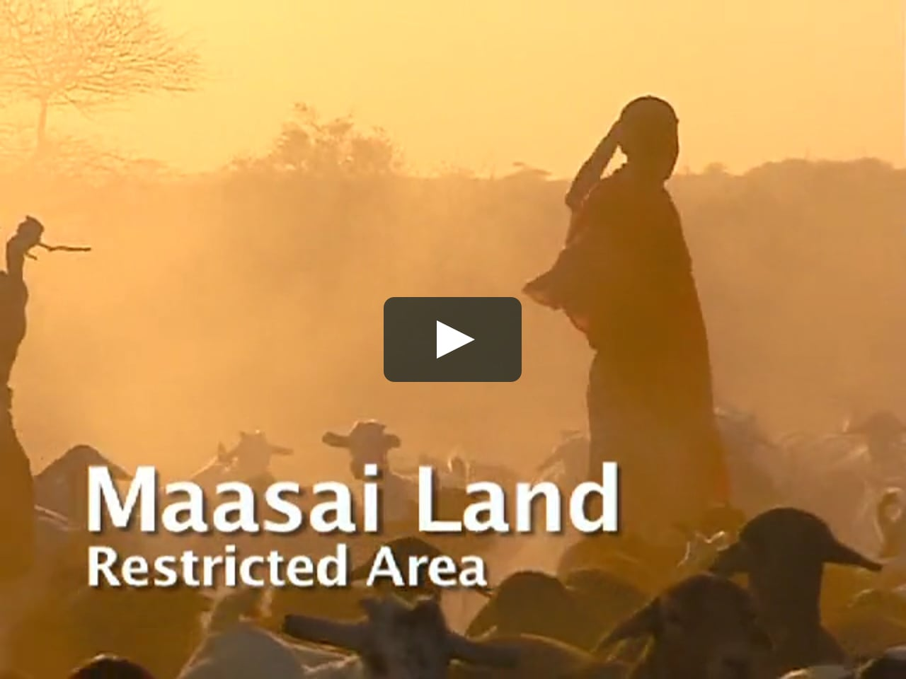 Maasailand Restricted Area