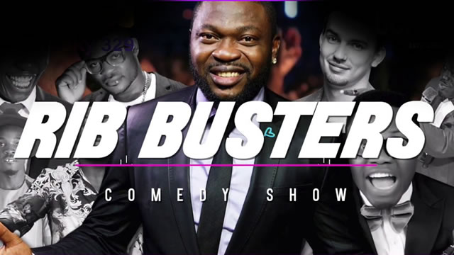 Rib Busters: Comedy Show