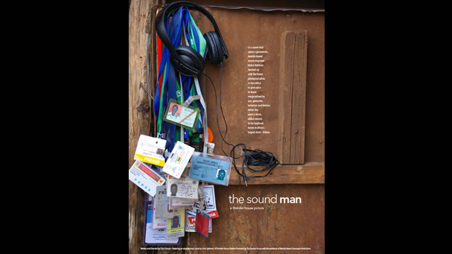 The Sound Man