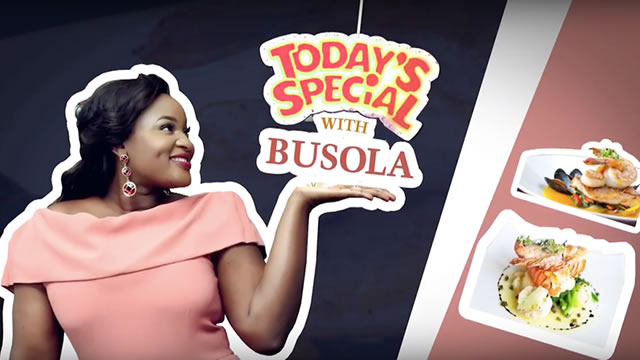 Today's Special with Busola