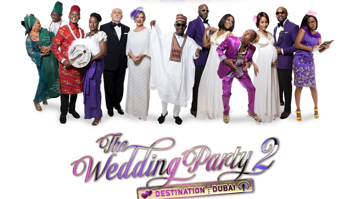 Wedding Party 2: Destination Dubai
