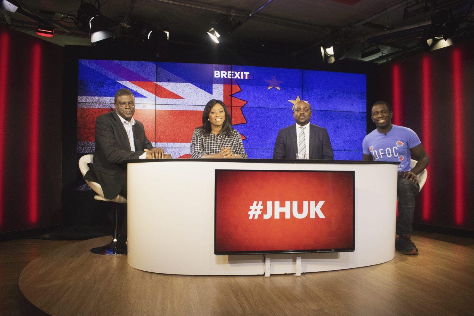 Journalists' Hangout UK