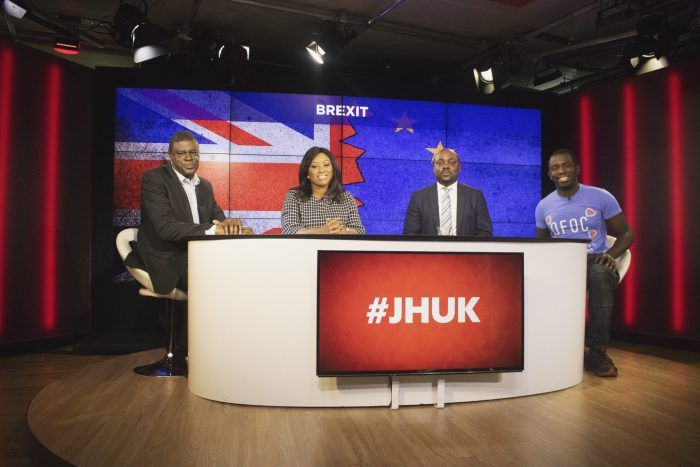 Journalists' Hangout UK