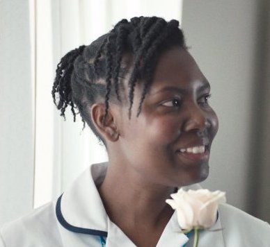 Justine Musiime, Senior Physiotherapist