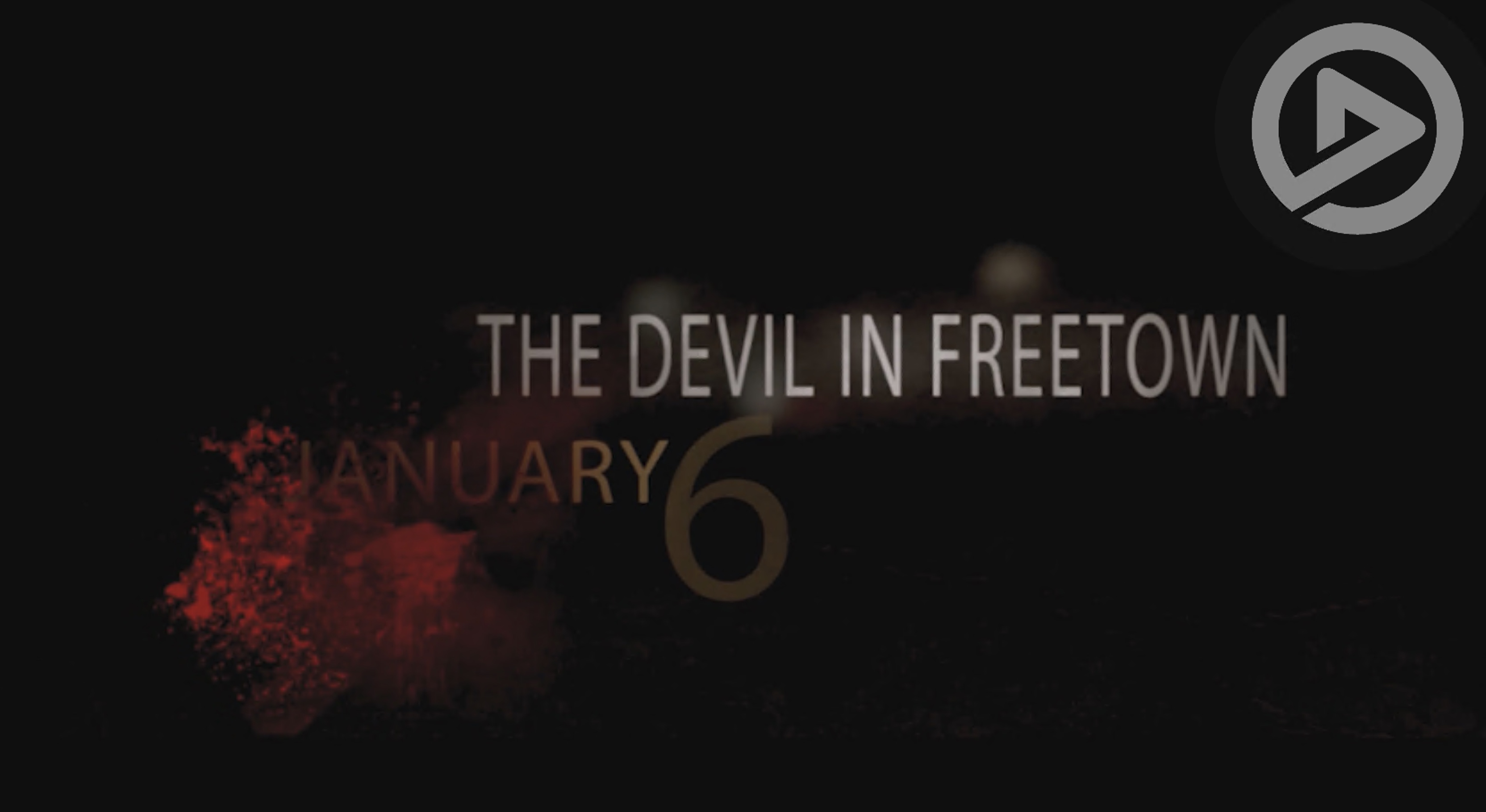 Devil in Freetown