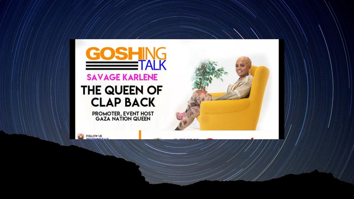 Goshing Talks