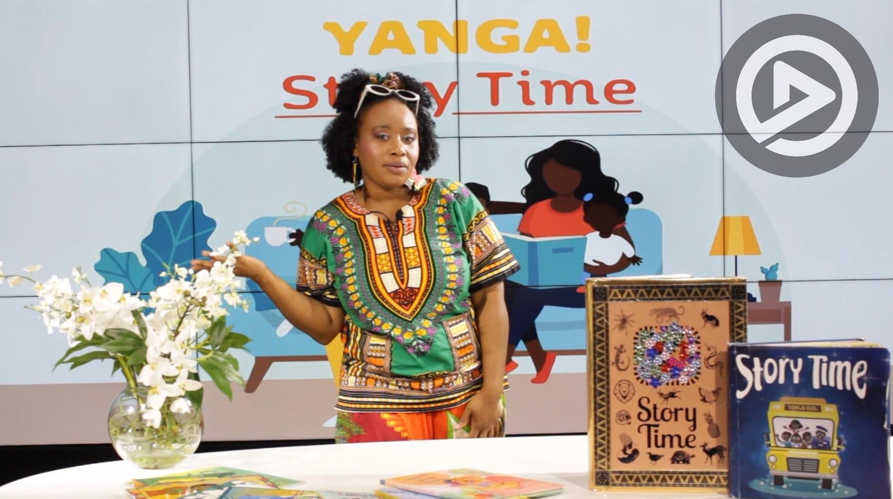 Kids: Yanga! Storytime