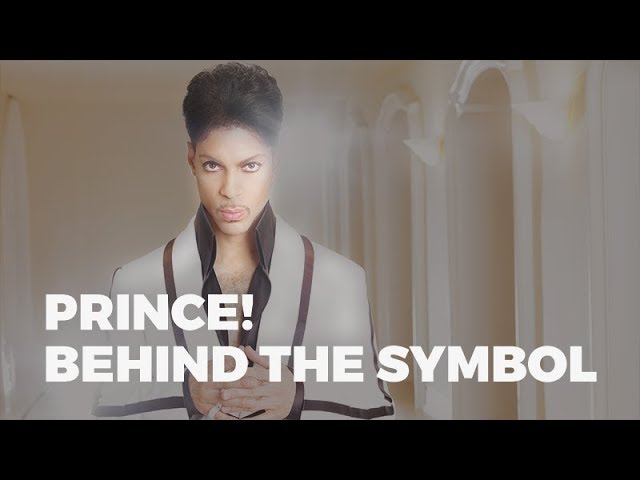 Prince Behind The Symbol