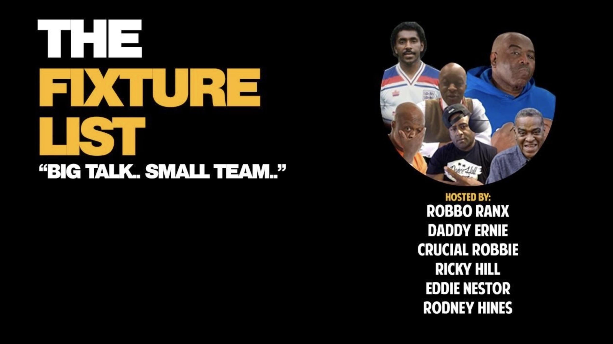 The Fixture List
